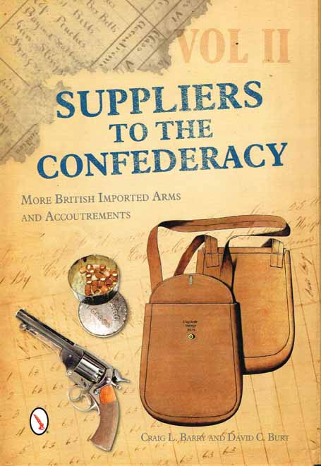 SUPPLIERS TO THE CONFEDERACY . VOL 2