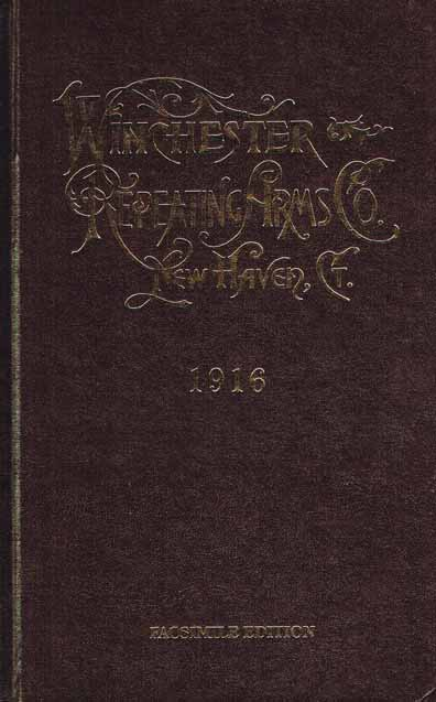 WINCHESTER REPEATING ARMS CO NEW HAVEN CT 1916 CATALOG