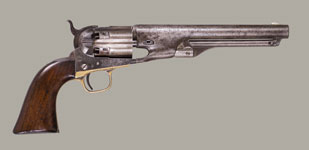 COOPER MODEL1850 POCKET DOUBLE ACTION REVOLVER