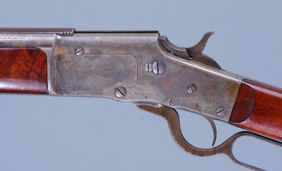 winchester 1886 only antique
